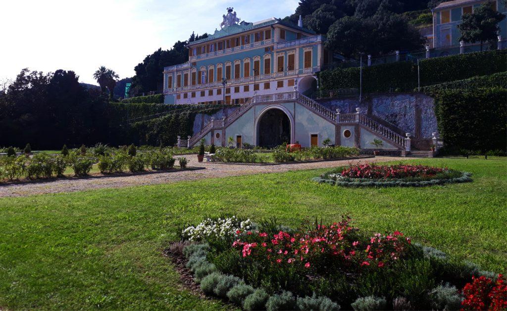 Voltri. Parco Storico Villa Duchessa di Galliera