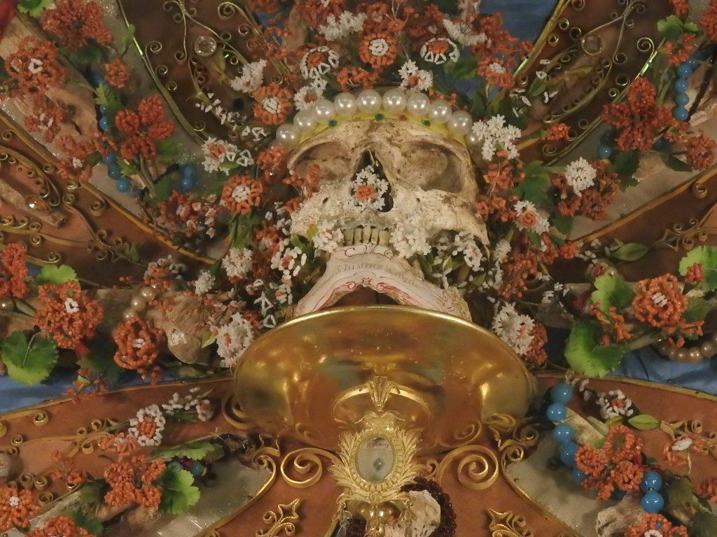 Santuario della Madonnetta-Genova-particolare