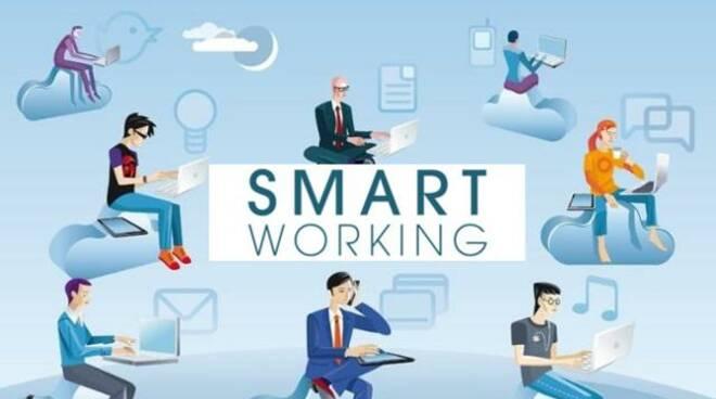 Smart working (foto unioneartigiani.it)