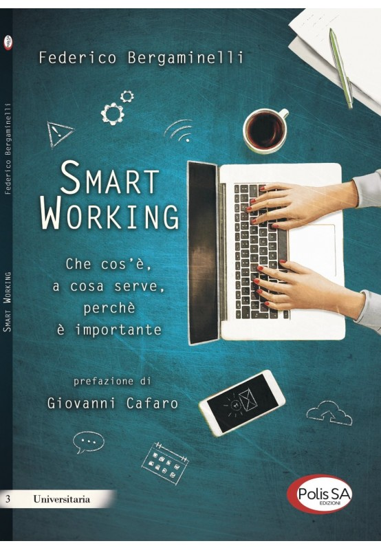 La Copertina di Smart Working