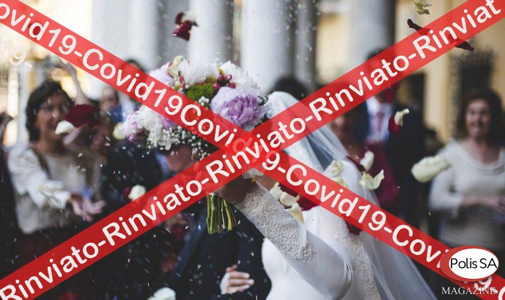 Matrimonio rinviato causa Covid