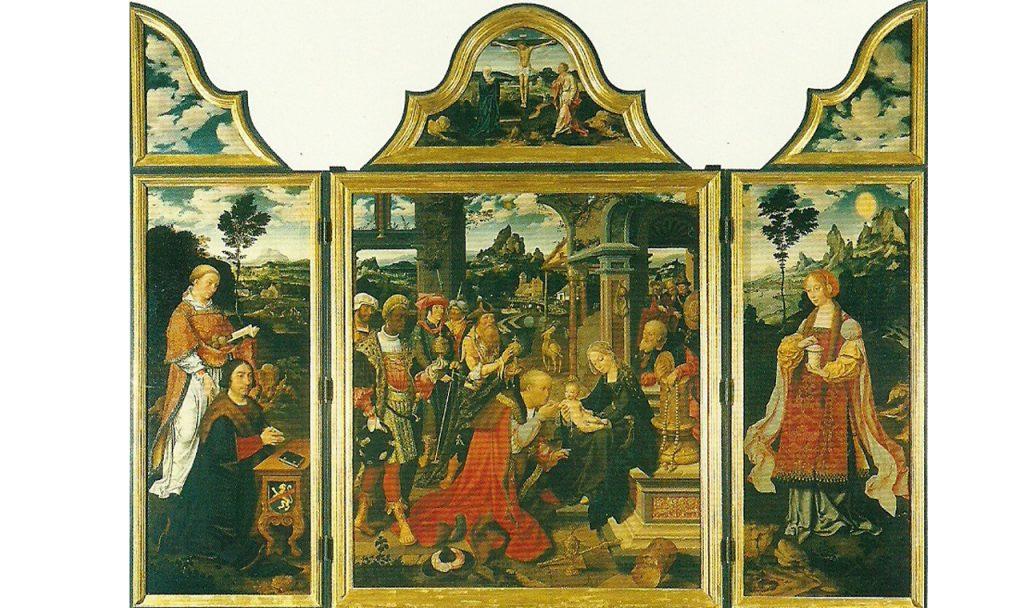 L'Adorazione dei Magi San Donato