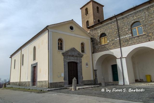 Arte e cultura al santuario di S.Michele di mezzo a Fisciano (Salerno)