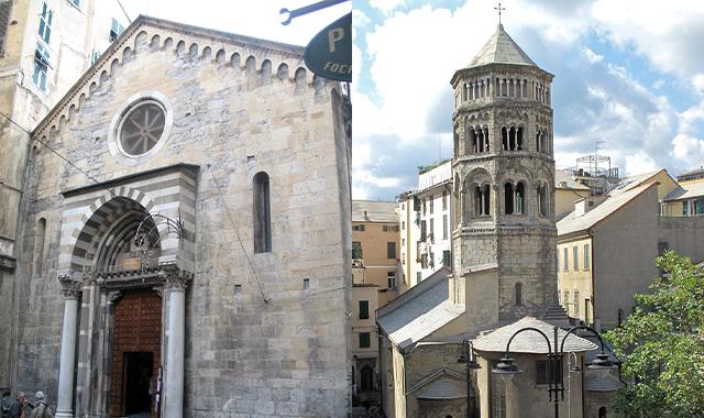 Chiesa di San Donato, Genova