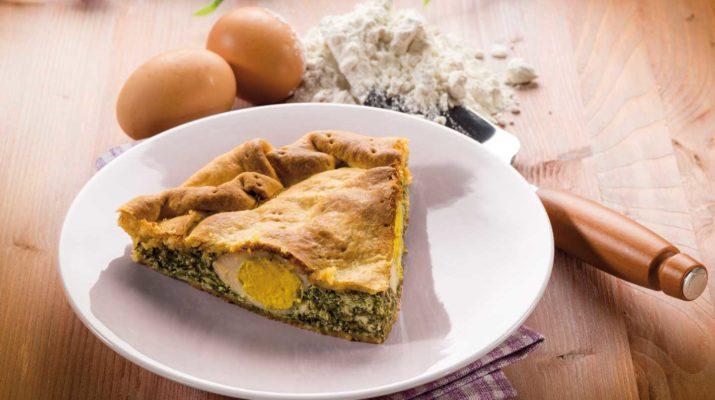 """La """"Torta Pasqualina"""": un miracolo genovese"""