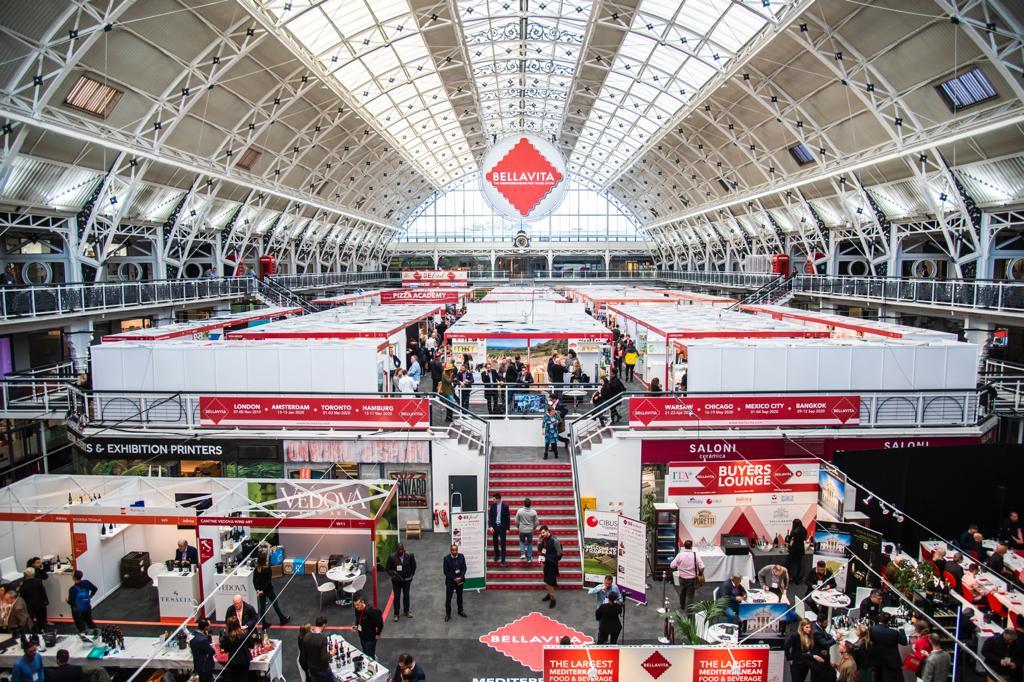 London Bellavita Expo