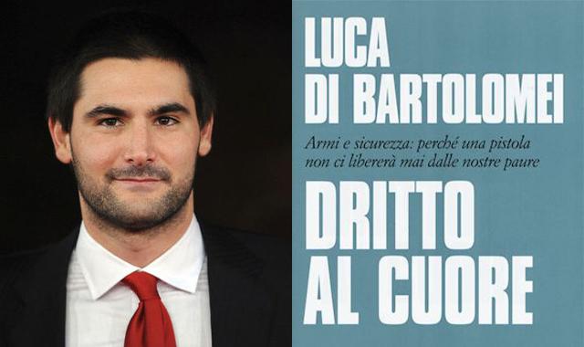 """Dritto al cuore"""", Luca Di Bartolomei"""